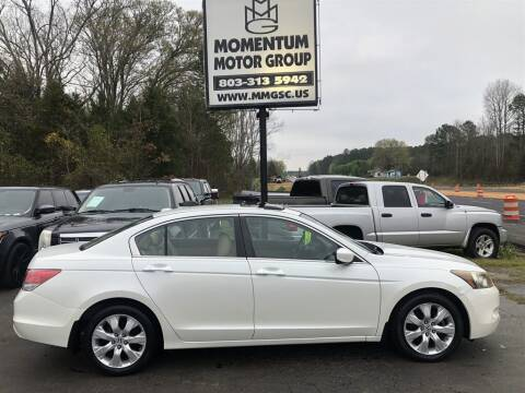 2008 Honda Accord for sale at Momentum Motor Group in Lancaster SC
