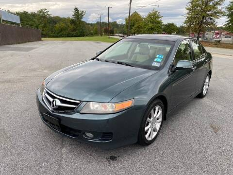 2006 Acura TSX for sale at Triple A's Motors in Greensboro NC