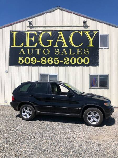 2006 BMW X5 for sale at Legacy Auto Sales in Toppenish WA