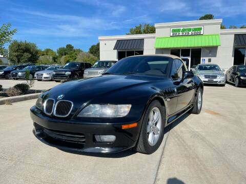 2000 BMW Z3 for sale at Cross Motor Group in Rock Hill SC