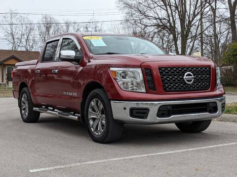 2018 Nissan Titan for sale at A & A IMPORTS OF TN in Madison TN