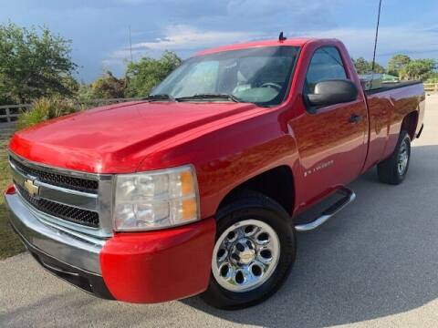 2008 Chevrolet Silverado 1500 for sale at Deerfield Automall in Deerfield Beach FL