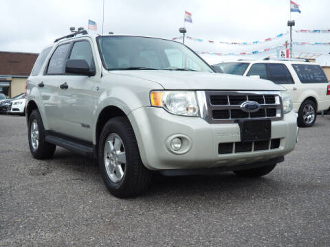 2008 Ford Escape for sale at Sunrise Used Cars INC in Lindenhurst NY