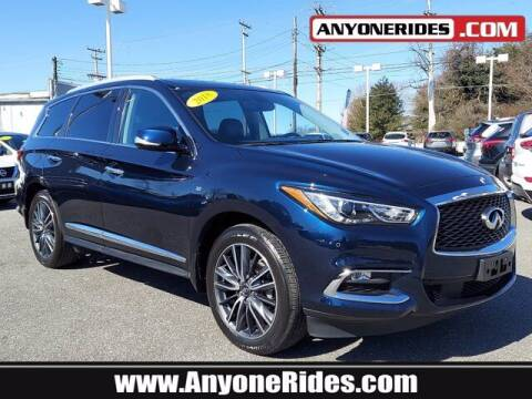2018 Infiniti QX60 for sale at ANYONERIDES.COM in Kingsville MD