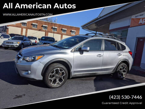 2013 Subaru XV Crosstrek for sale at All American Autos in Kingsport TN