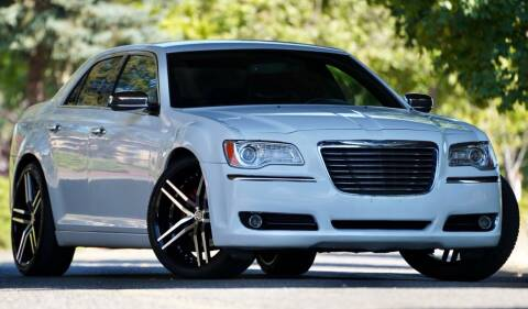 2013 Chrysler 300 for sale at MS Motors in Portland OR