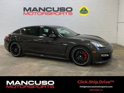 2011 Porsche Panamera for sale at Mancuso Motorsports in Glenview IL