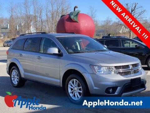 2016 Dodge Journey for sale at APPLE HONDA in Riverhead NY