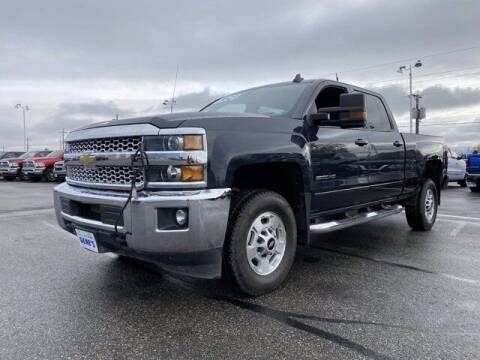 2019 Chevrolet Silverado 2500HD for sale at NICKS AUTO SALES --- POWERED BY GENE'S CHRYSLER in Fairbanks AK
