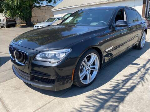 2014 BMW 7 Series for sale at Dealers Choice Inc in Farmersville CA