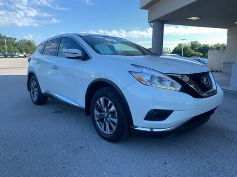 2017 Nissan Murano for sale at Mann Chrysler Dodge Jeep of Richmond in Richmond KY