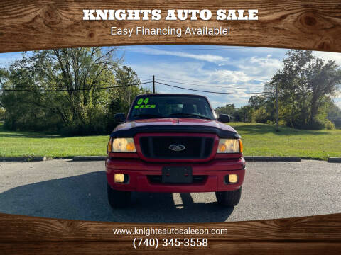 2004 Ford Ranger for sale at Knights Auto Sale in Newark OH
