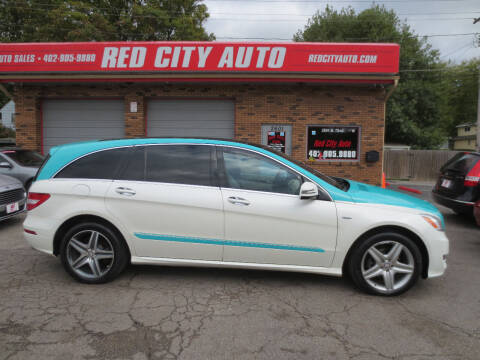 2012 Mercedes-Benz R-Class for sale at Red City  Auto in Omaha NE