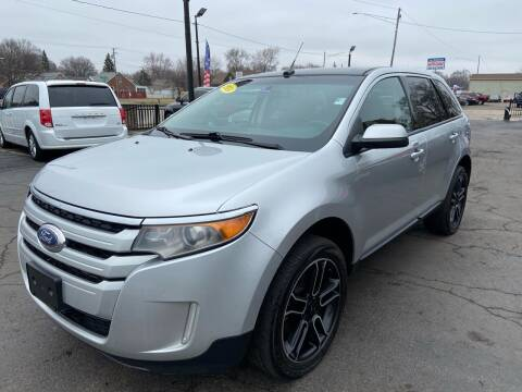 2014 Ford Edge for sale at Billy Auto Sales in Redford MI
