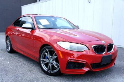 2014 BMW 2 Series for sale at CU Carfinders in Norcross GA