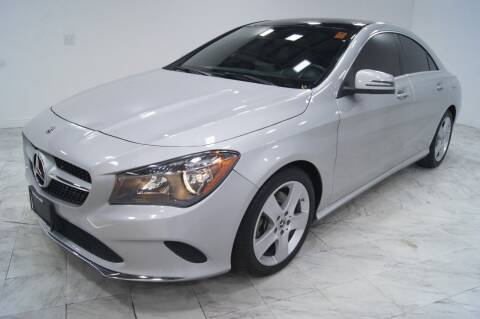 2018 Mercedes-Benz CLA for sale at Sacramento Luxury Motors in Carmichael CA