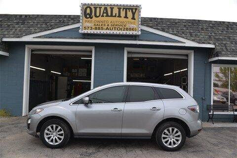 2011 Mazda CX-7 for sale at Quality Pre-Owned Automotive in Cuba MO