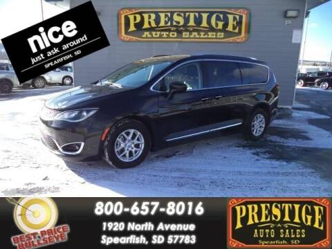 2020 Chrysler Pacifica for sale at PRESTIGE AUTO SALES in Spearfish SD