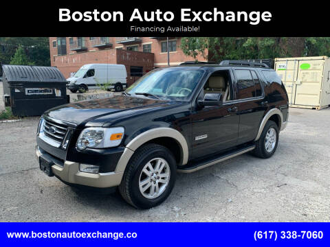 2008 Ford Explorer for sale at Boston Auto Exchange in Boston MA