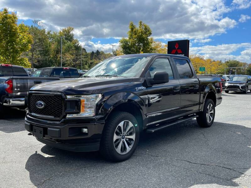 2019 Ford F-150 for sale at Midstate Auto Group in Auburn MA