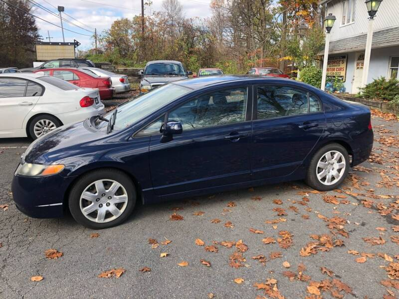 2008 Honda Civic for sale at 22nd ST Motors in Quakertown PA