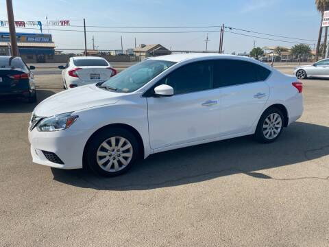 2019 Nissan Sentra for sale at First Choice Auto Sales in Bakersfield CA