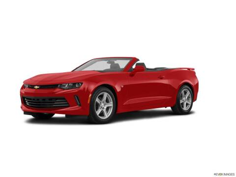 2016 Chevrolet Camaro for sale at Griffin Mitsubishi in Monroe NC