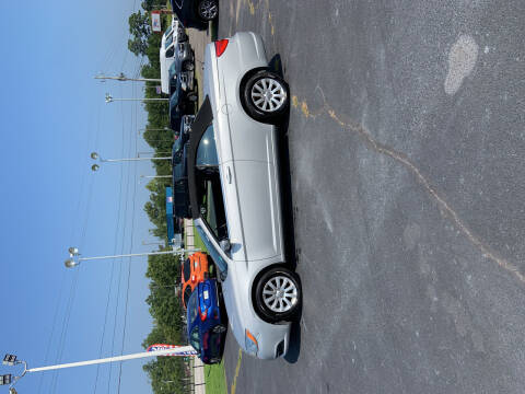 2012 Chrysler 200 Convertible for sale at Thoroughbred Motors LLC in Florence SC