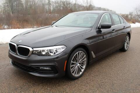 2017 BMW 5 Series for sale at Imotobank in Walpole MA