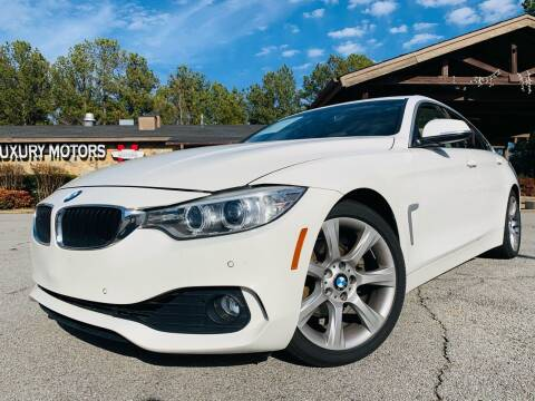 2015 BMW 4 Series for sale at Classic Luxury Motors in Buford GA
