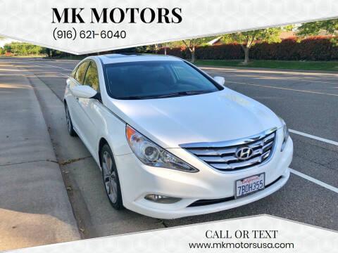 2013 Hyundai Sonata for sale at MK Motors in Sacramento CA