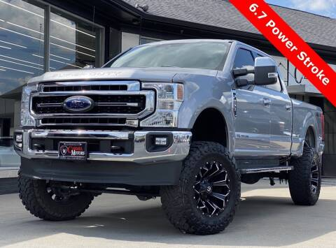 2020 Ford F-250 Super Duty for sale at Carmel Motors in Indianapolis IN