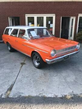 1964 AMC Rambler for sale at Classic Car Deals in Cadillac MI