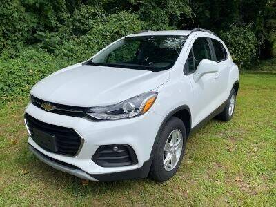2019 Chevrolet Trax for sale at Worthington Air Automotive Inc in Williamsburg MA