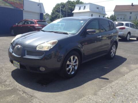 2007 Subaru B9 Tribeca for sale at Worldwide Auto Sales in Fall River MA
