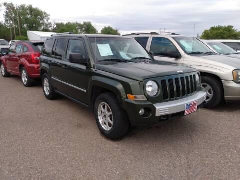 2008 Jeep Patriot for sale at L & J Motors in Mandan ND