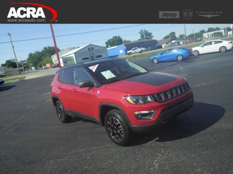 2020 Jeep Compass for sale at BuyRight Auto in Greensburg IN