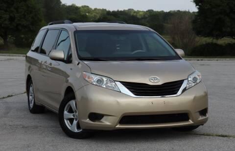 2012 Toyota Sienna for sale at Big O Auto LLC in Omaha NE