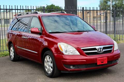 2007 Hyundai Entourage for sale at Avanesyan Motors in Orem UT
