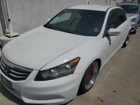 2012 Honda Accord for sale at Express Auto Sales in Los Angeles CA