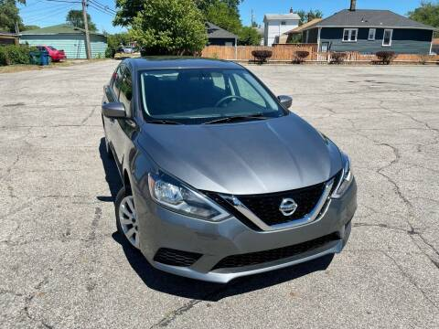 2017 Nissan Sentra for sale at Some Auto Sales in Hammond IN