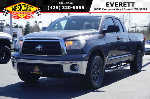 2012 Toyota Tundra for sale at West Coast Auto Works in Edmonds WA