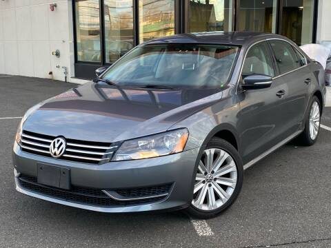 2012 Volkswagen Passat for sale at MAGIC AUTO SALES in Little Ferry NJ