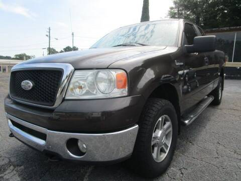 2007 Ford F-150 for sale at Lewis Page Auto Brokers in Gainesville GA