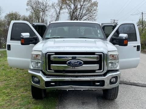 2011 Ford F-250 Super Duty for sale at TruckMax in N. Laurel MD