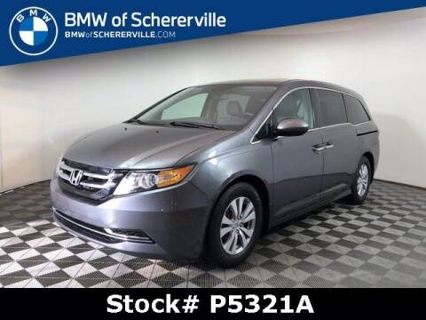 2016 Honda Odyssey for sale at BMW of Schererville in Shererville IN