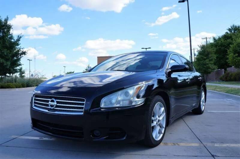 2011 Nissan Maxima for sale at International Auto Sales in Garland TX