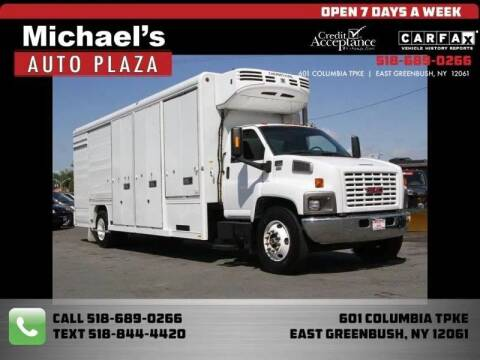 2009 GMC C7500 for sale at Michaels Auto Plaza in East Greenbush NY