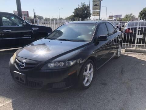 2007 Mazda MAZDA6 for sale at Top Gun Auto Sales, LLC in Albuquerque NM