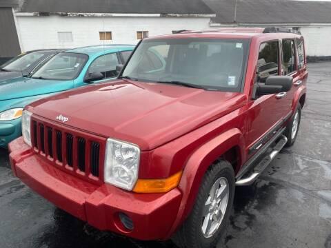 2006 Jeep Commander for sale at Blue Bird Motors in Crossville TN